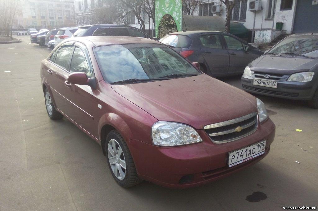 Chevrolet Lacetti (KLAN J200), 2008 г. купить б.у. автомобиль в рассрочку