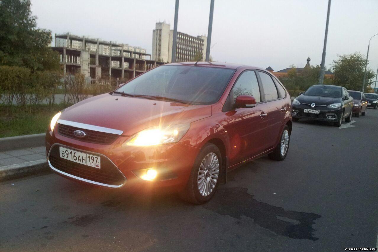 Ford Focus, 2010 г. купить авто по программе, альтернативной лизингу