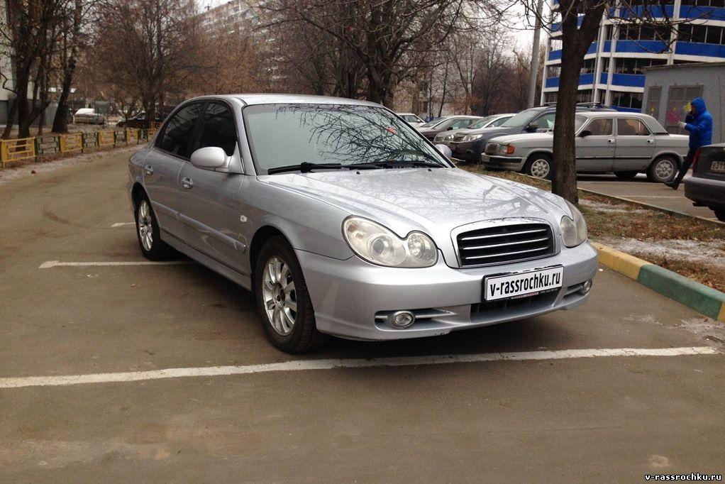Hyundai Sonata, 2007 г. купить б.у. автомобиль в рассрочку