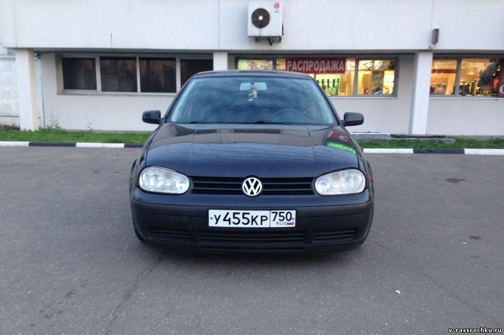 Volkswagen Golf, 2002 г. купить автомобиль в рассрочку