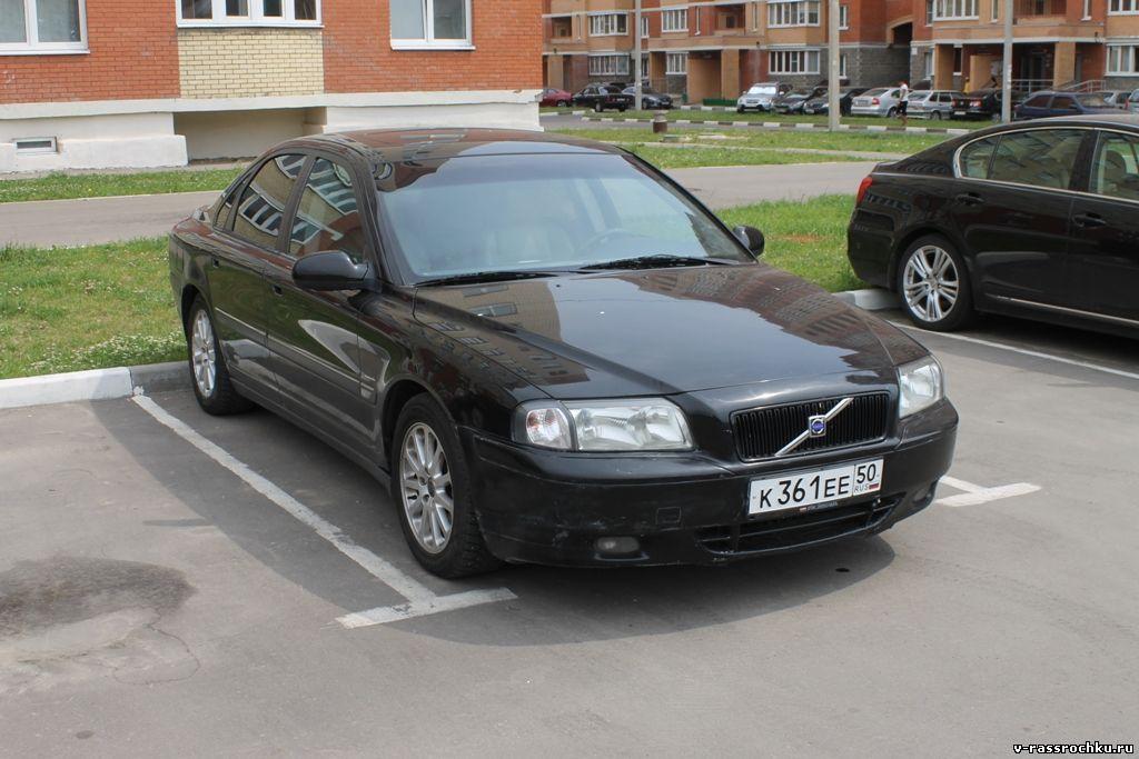 Volvo S80, 1999 г. купить б.у. автомобиль с рассрочкой платежа